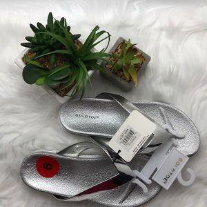 Thong sandals Goldtoe